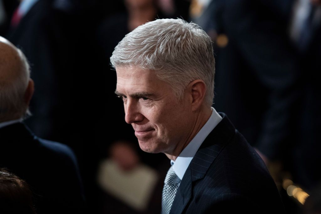Neil Gorsuch Might Be the Best Friend Native Americans Have Had on the Supreme Court Since, Well, Forever
