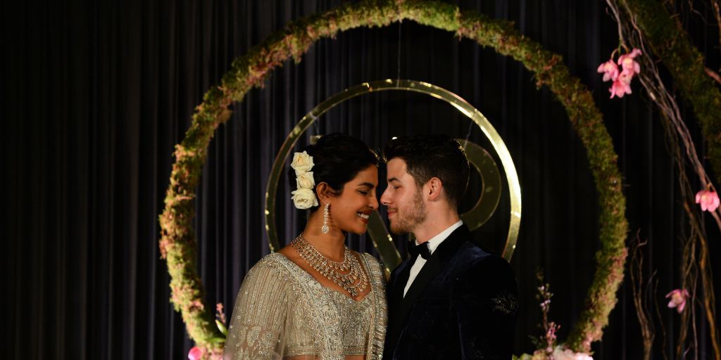 Priyanka Chopra's Wedding dress