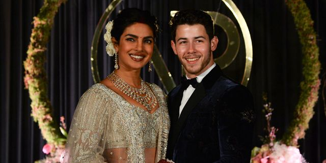 Priyanka Chopra and Nick Jonas' One-Year Anniversary Tributes Are Pretty Adoring and Extra