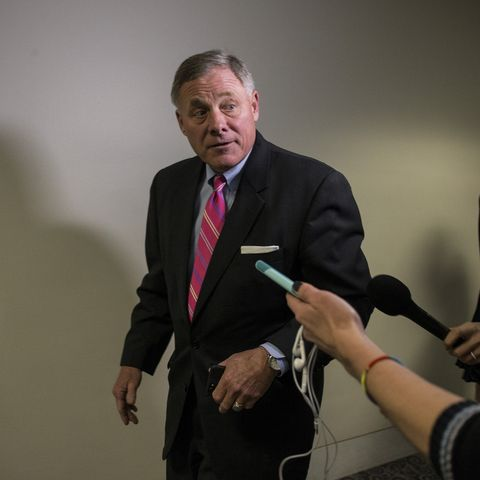 Senate Intel Committee Holds Closed Briefing On Intelligence Matters