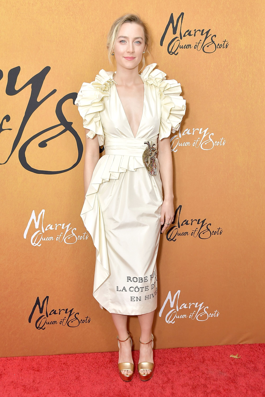 Saoirse Ronan Margot Robbie