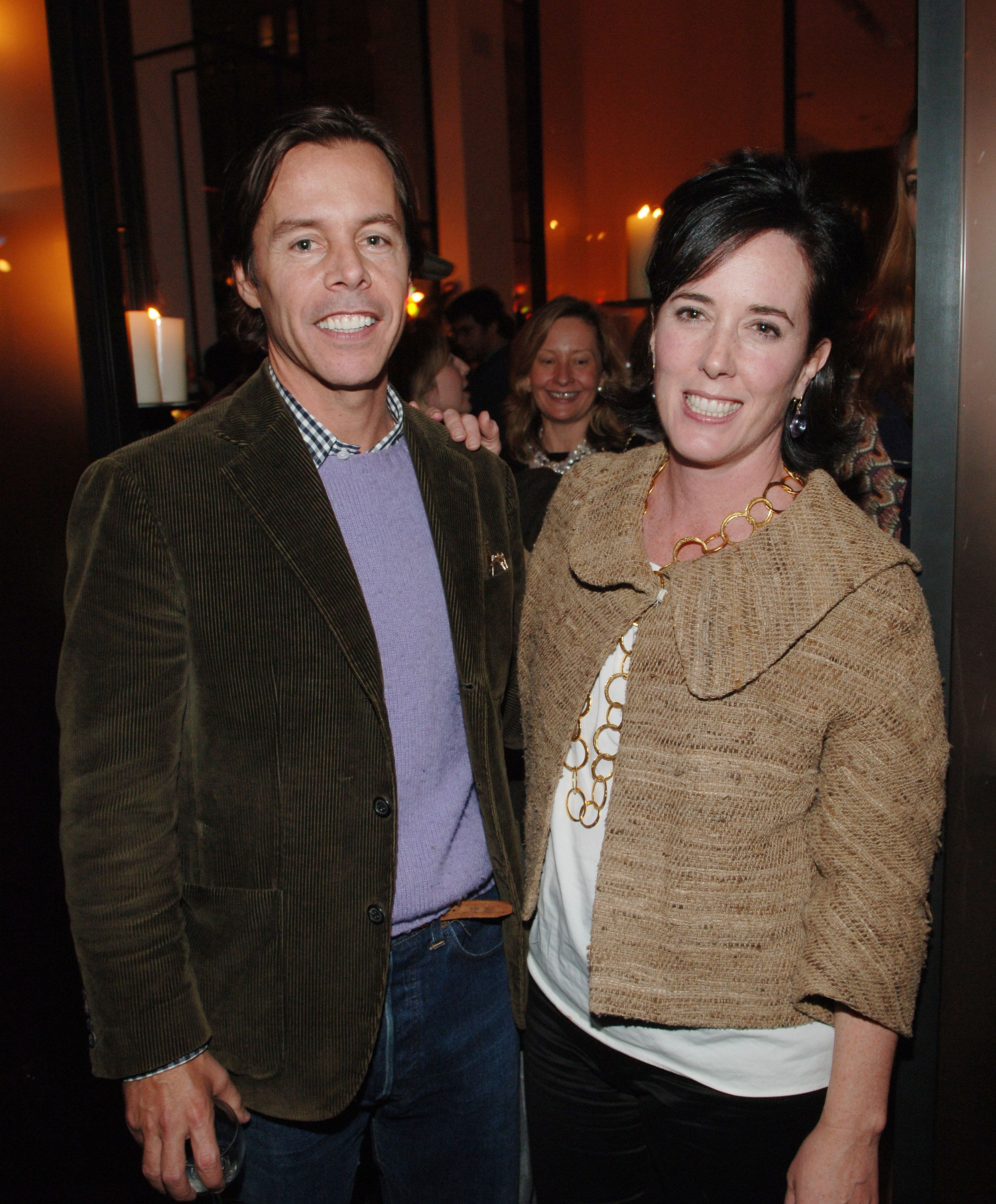Who Is Kate Spade S Husband Andy Spade Kate Spade S Family Husband Andy Spade Daughter Frances Beatrix Spade