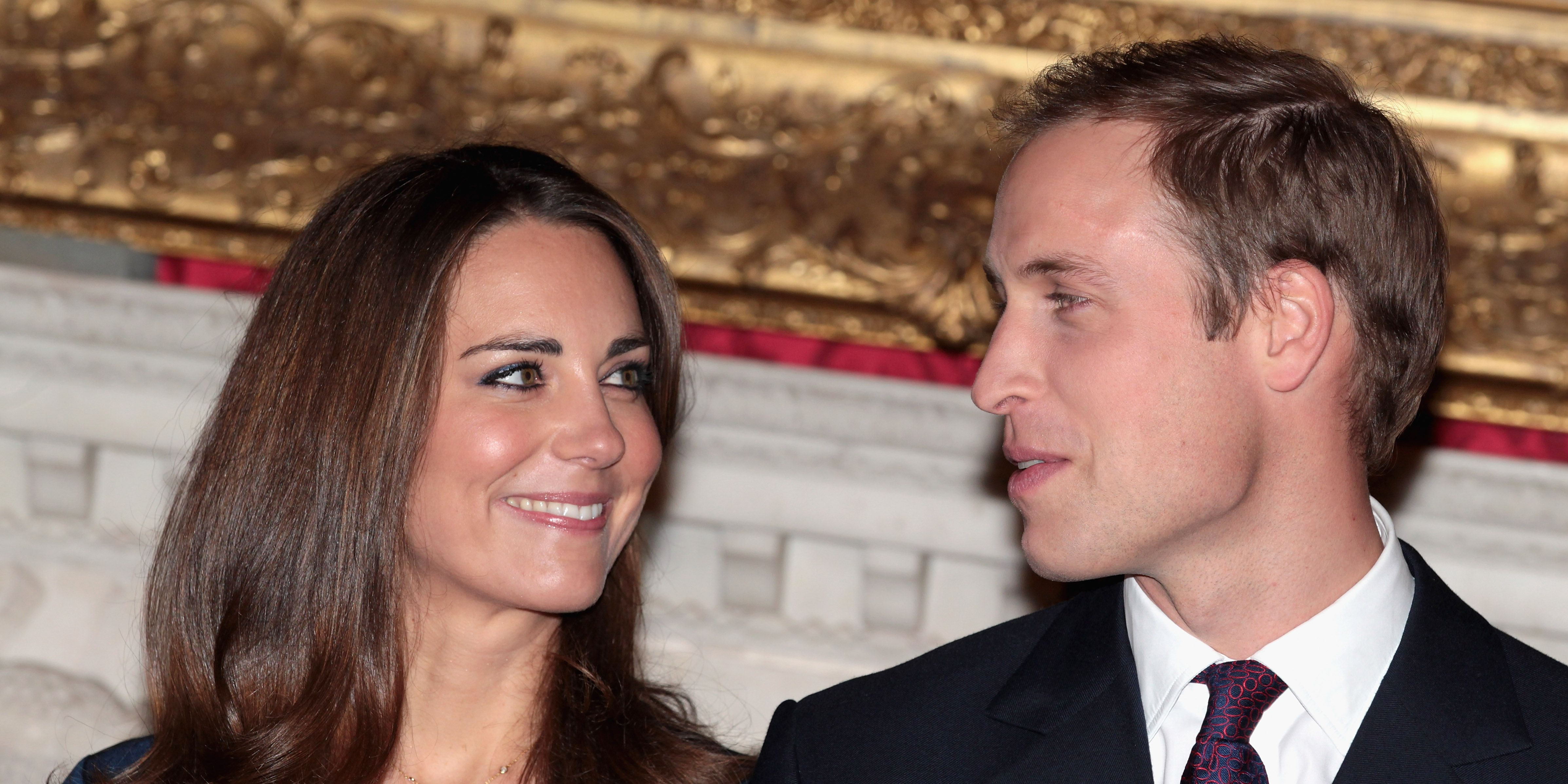 Throwback to William and Kate spilling details of their break up in their engagement interview