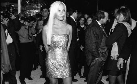 How Much Is Donatella Versace Worth?
