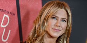 Jennifer Aniston is very up reprising the role of Rachel Green in a Friends reunion
