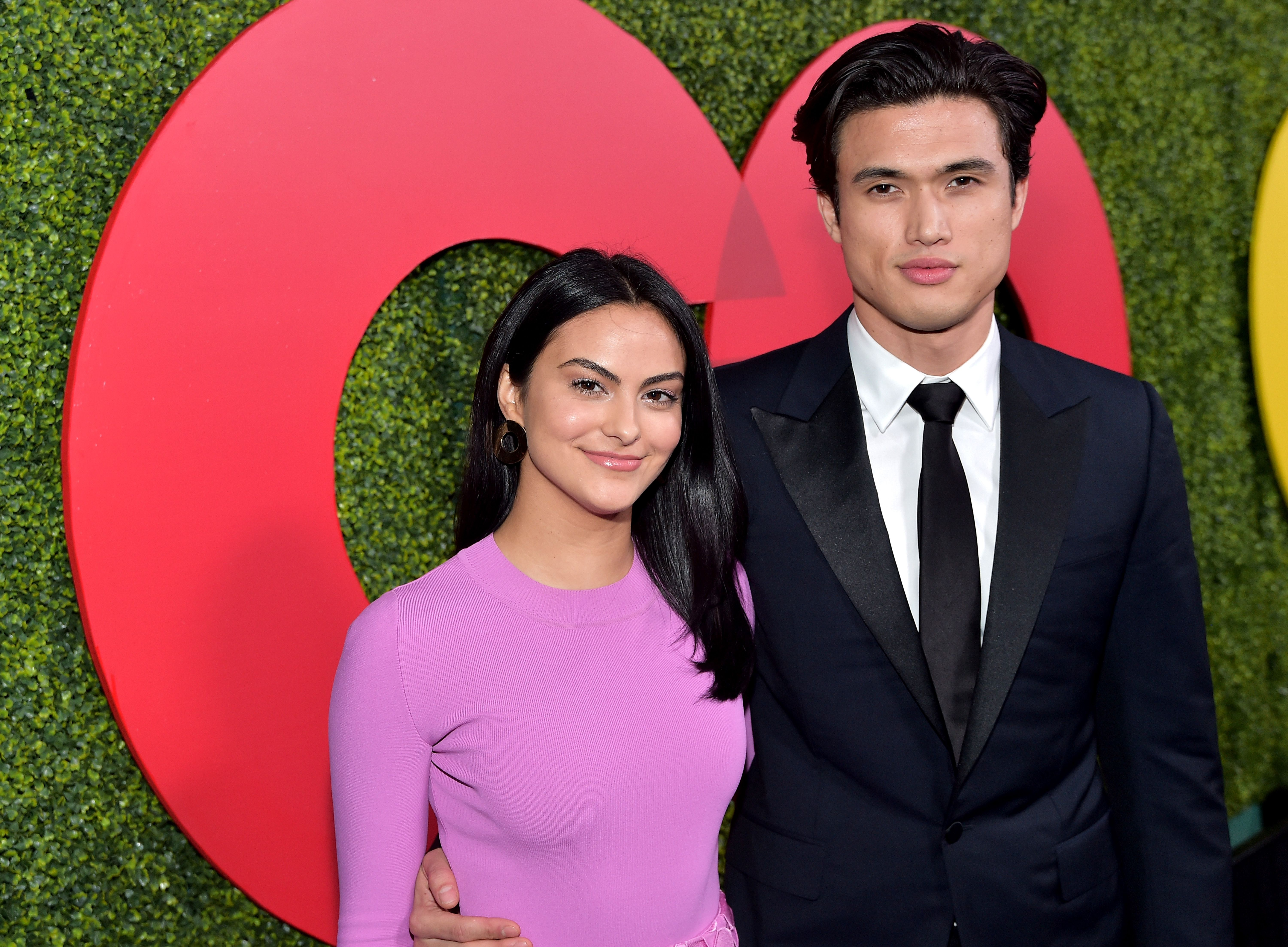 And So is Veggie Okay, Veronica Lodge and Reggie Mantle may not be endgame in the Riverdale world, but in the real world, things are looking really great for the couple who plays them. Camila Mendes and Charles Melton became Instagram-official back in October 2018, and it's been heart eye emojis ever since.