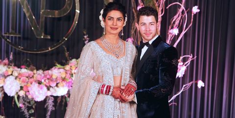 Pink, Event, Formal wear, Dress, Ceremony, Fashion, Wedding, Smile, Wedding reception, Tradition,