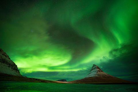 aurora borealis 2018