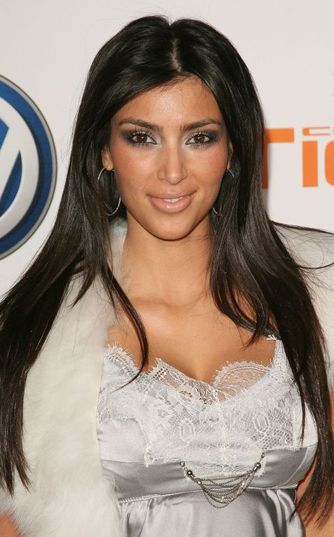 Every Hairstyle That Made Us Love Kim K