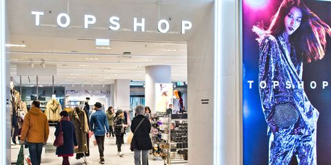 276bffd7b Topshop to Close All of Its US Locations