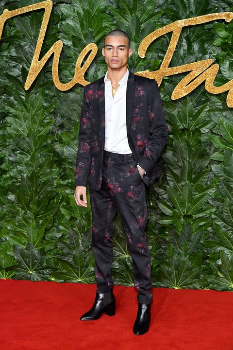 best-dressed british fashion awards 2018