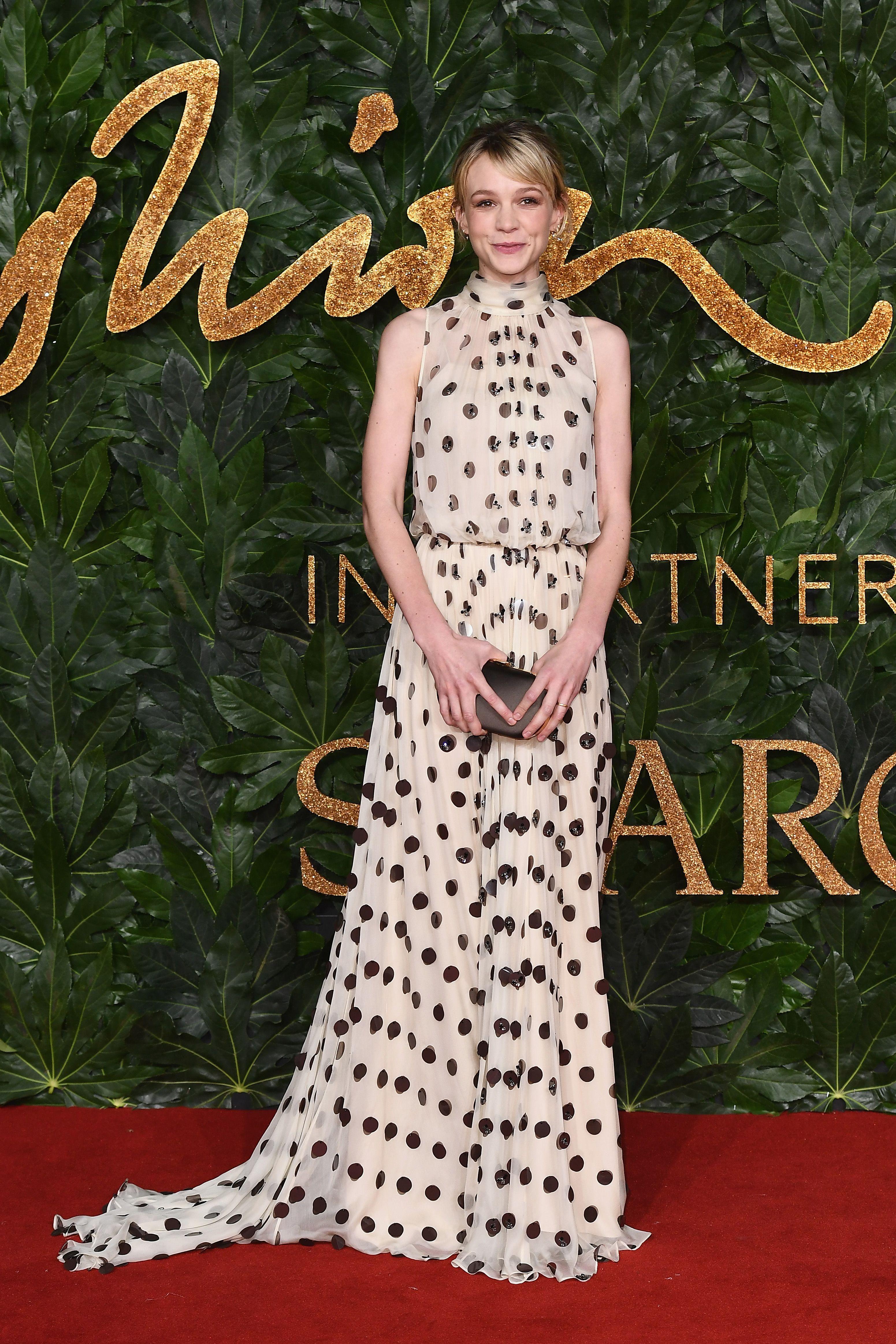 Fashion Awards 2018 Best Dressed Celebrities Red Carpet