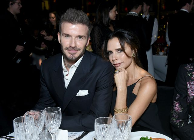 london, england   december 10  david beckham and victoria beckham attend the fashion awards 2018 in partnership with swarovski at royal albert hall on december 10, 2018 in london, england  photo by joe maherbfcgetty images