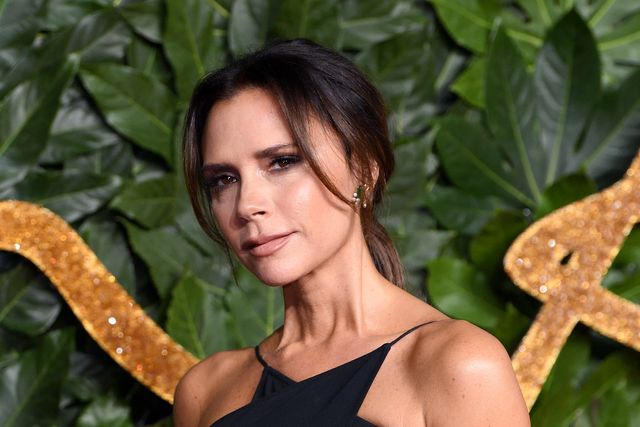 london, england   december 10  victoria beckham arrives at the fashion awards 2018 in partnership with swarovski at royal albert hall on december 10, 2018 in london, england  photo by karwai tangwireimage