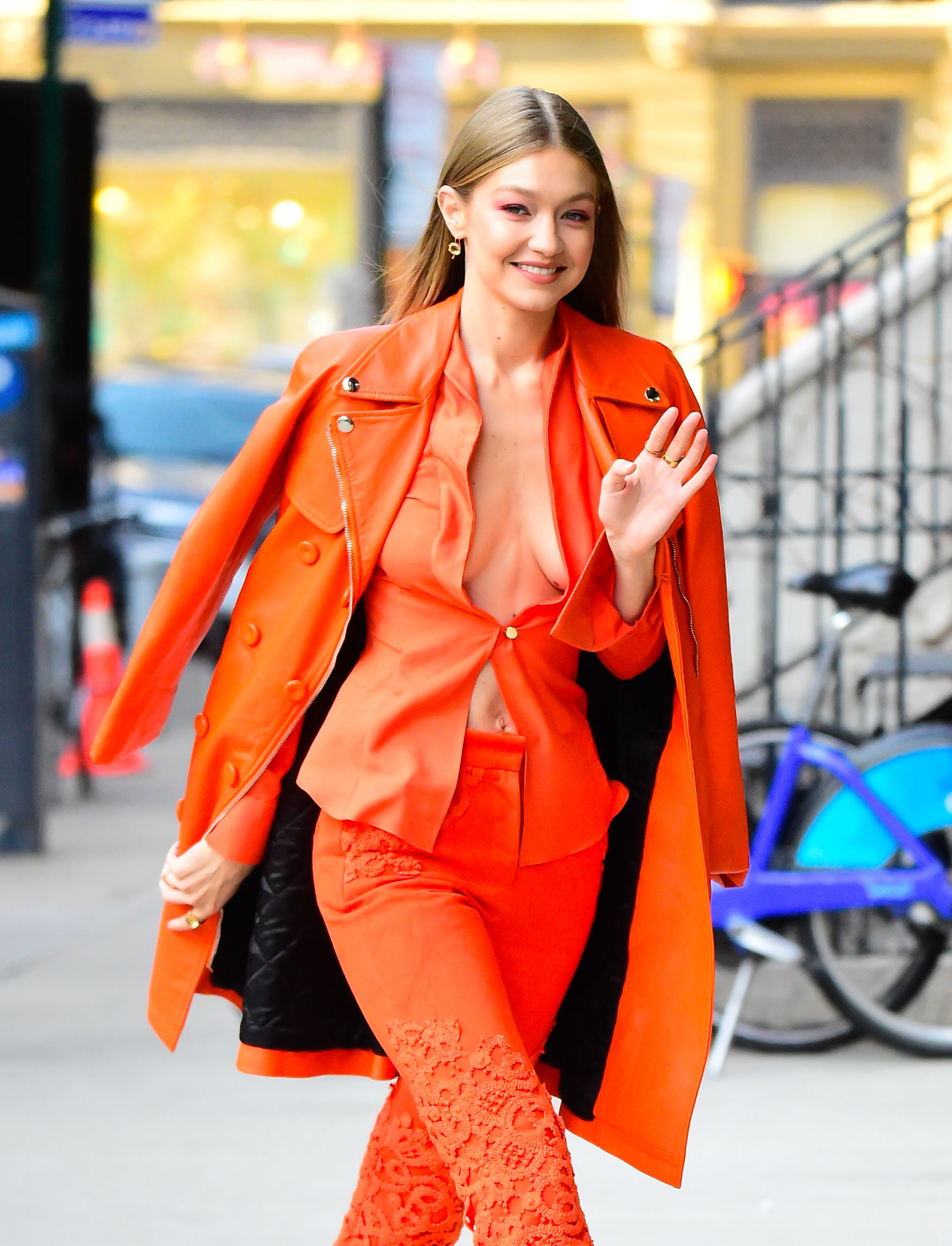 3f2fbf4d9c 42 Gigi Hadid Street Style Outfits You ll Want to Copy Immediately (Photos)