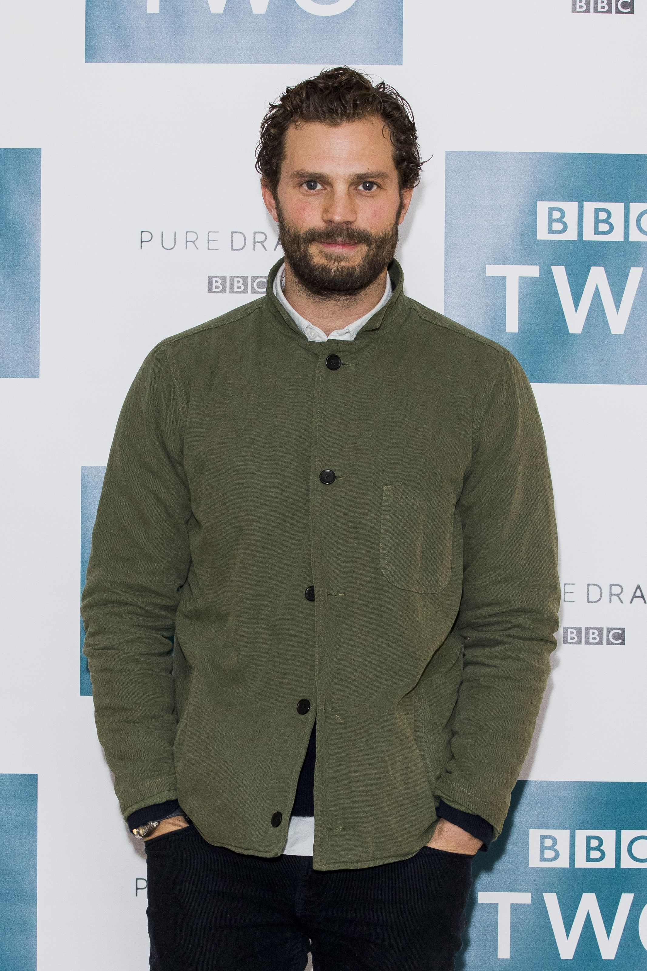 A Valuable Lesson In Layering From Jamie Dornan