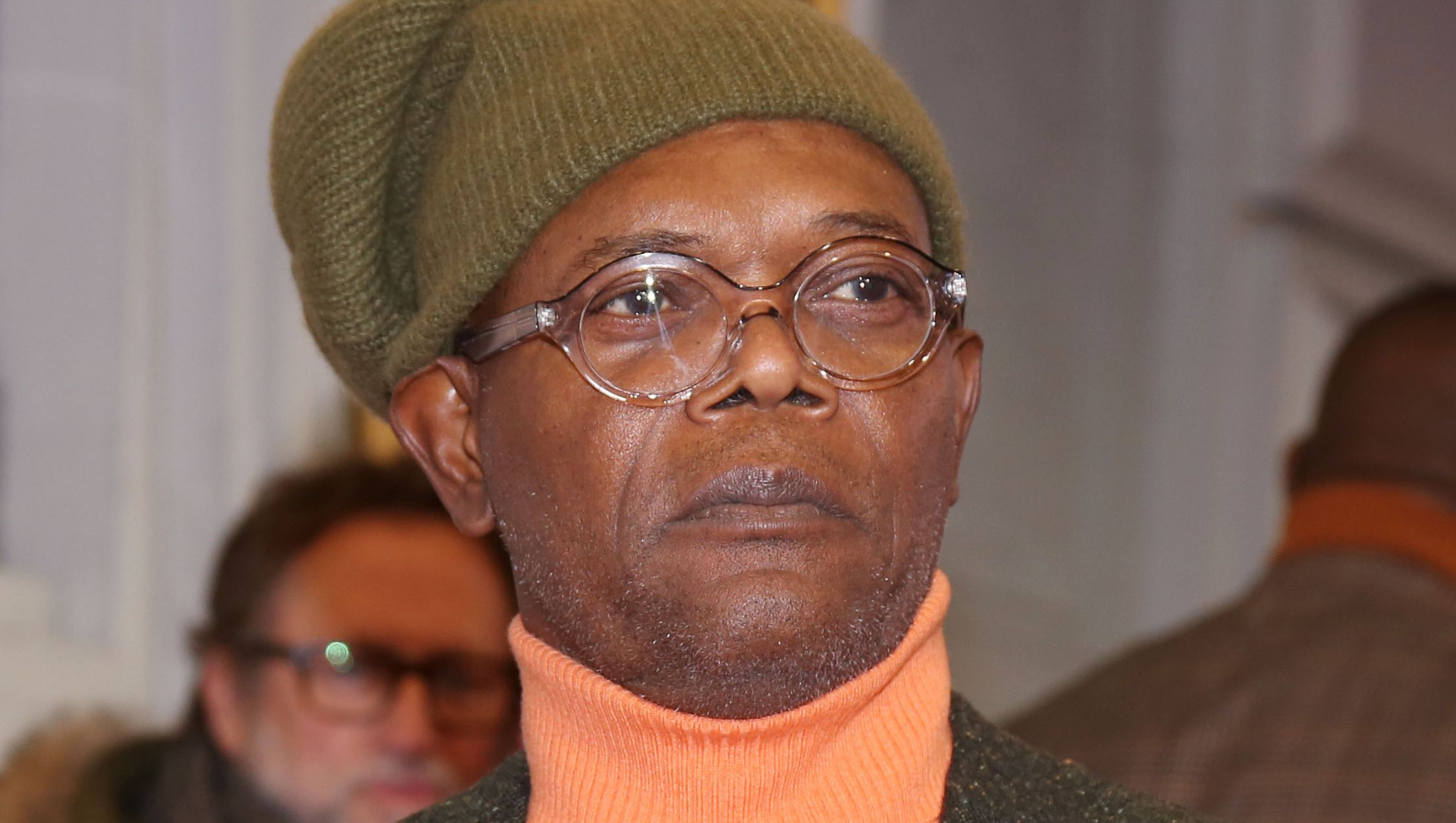 Samuel L. Jackson Is The New High Priest Of Hypebeasts