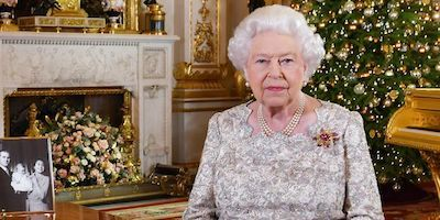This is why the Queen keeps her Christmas decorations up for a month longer than everyone else
