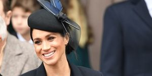 Meghan stuns in Victoria Beckham outfit Christmas Day Service