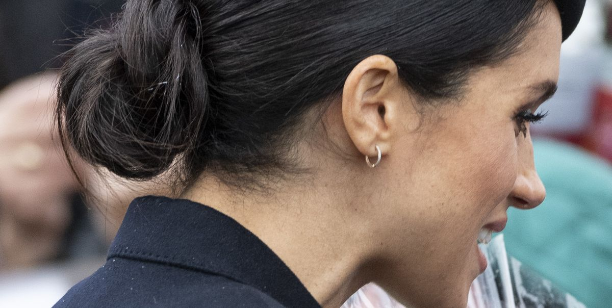 Shop Meghan Markle S Christmas Necklace And Earrings