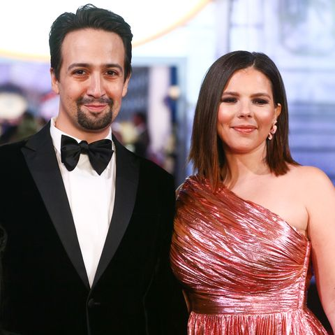 Lin-Manuel Miranda and His Wife Vanessa Nadal First Met in High School
