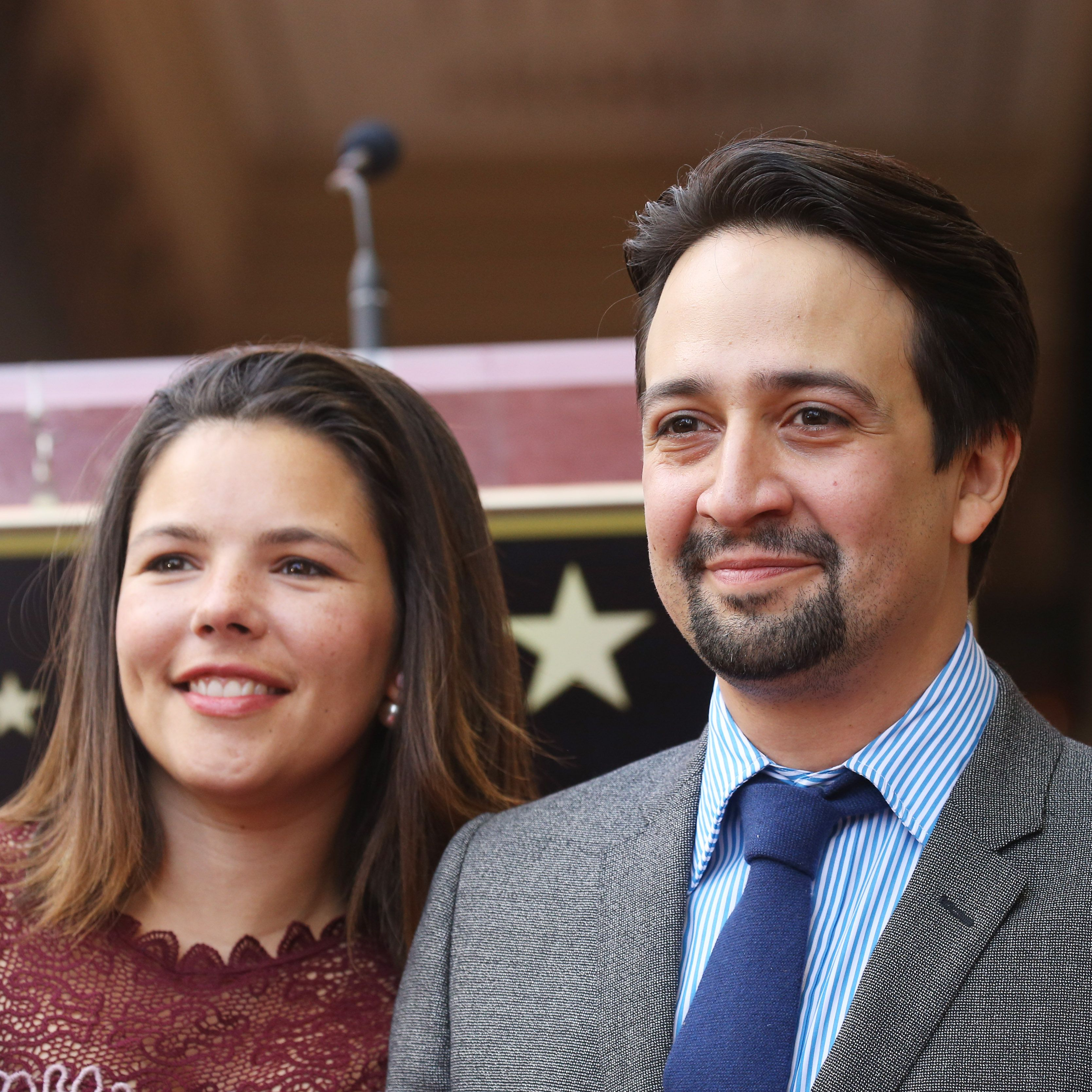 Vanessa Nadal, Lin-Manuel Miranda's Wife, Was Once His High School Crush