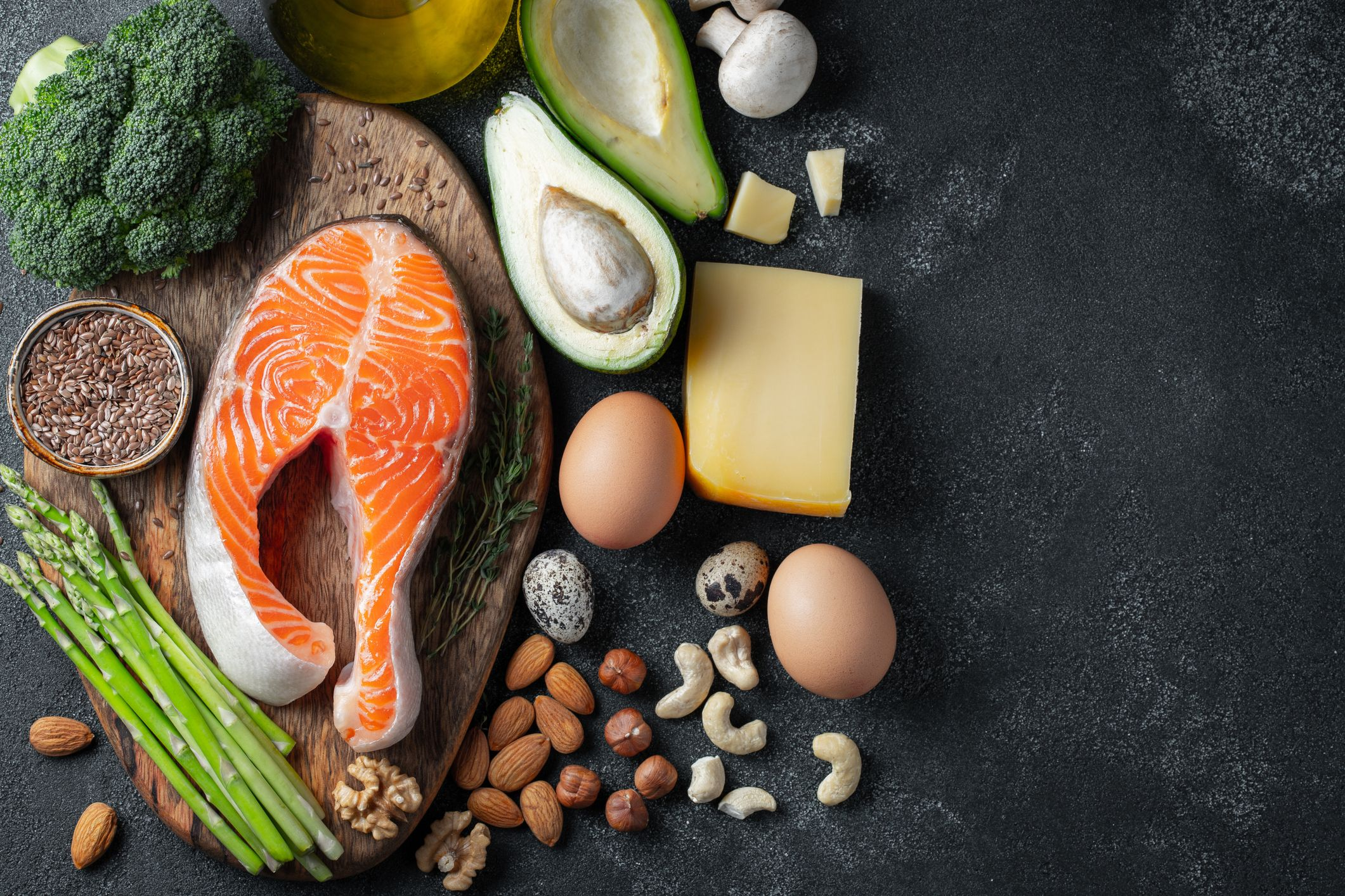 what to eat on a keto diet to lose weight