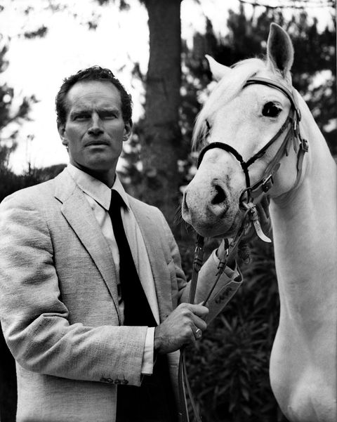 Charlton Heston On The Shooting Of Ben Hur In 1958