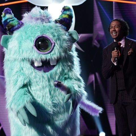 who.is the monster on the masked singer