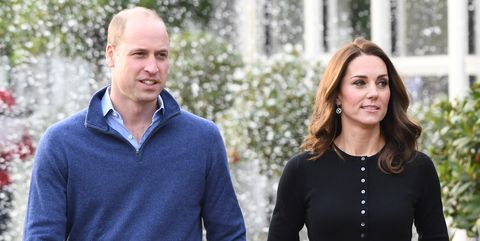 12a4f434e Kate Middleton Wears Black Top and Red Plaid Skirt for Her and ...