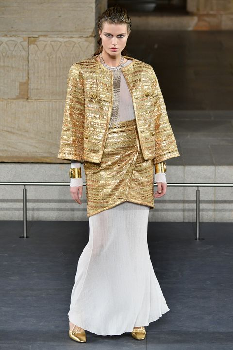1c6543541f Chanel Pre-Fall 2019 Every Look - See Every Look from the Chanel ...