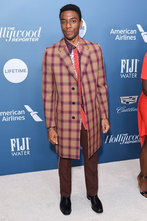 best-dressed man of 2018