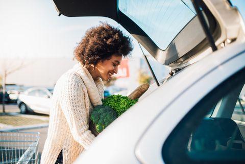 Vehicle door, Vehicle, Car, Luxury vehicle, Automotive design, Automotive exterior, Auto part, Automotive window part, Tree, Family car,