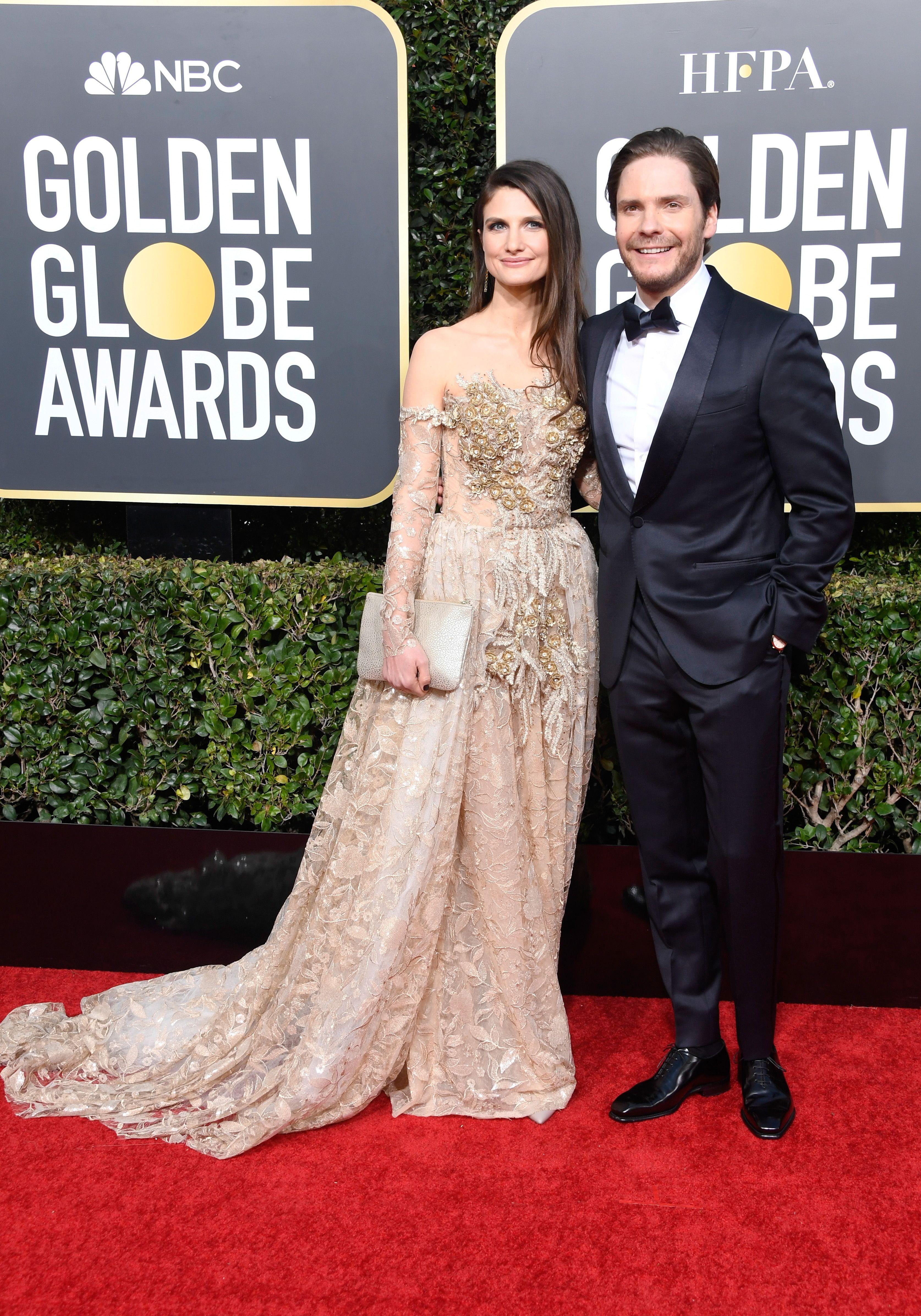 Globos de Oro 2019  la alfombra roja - Vestidos de los Globos de Oro 2019 55ceeb42ddeb