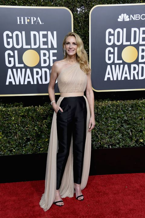 Risultati immagini per golden globe 2019 julia roberts