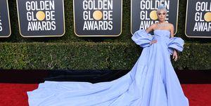 Lady Gaga bij de Golden Globes 2019