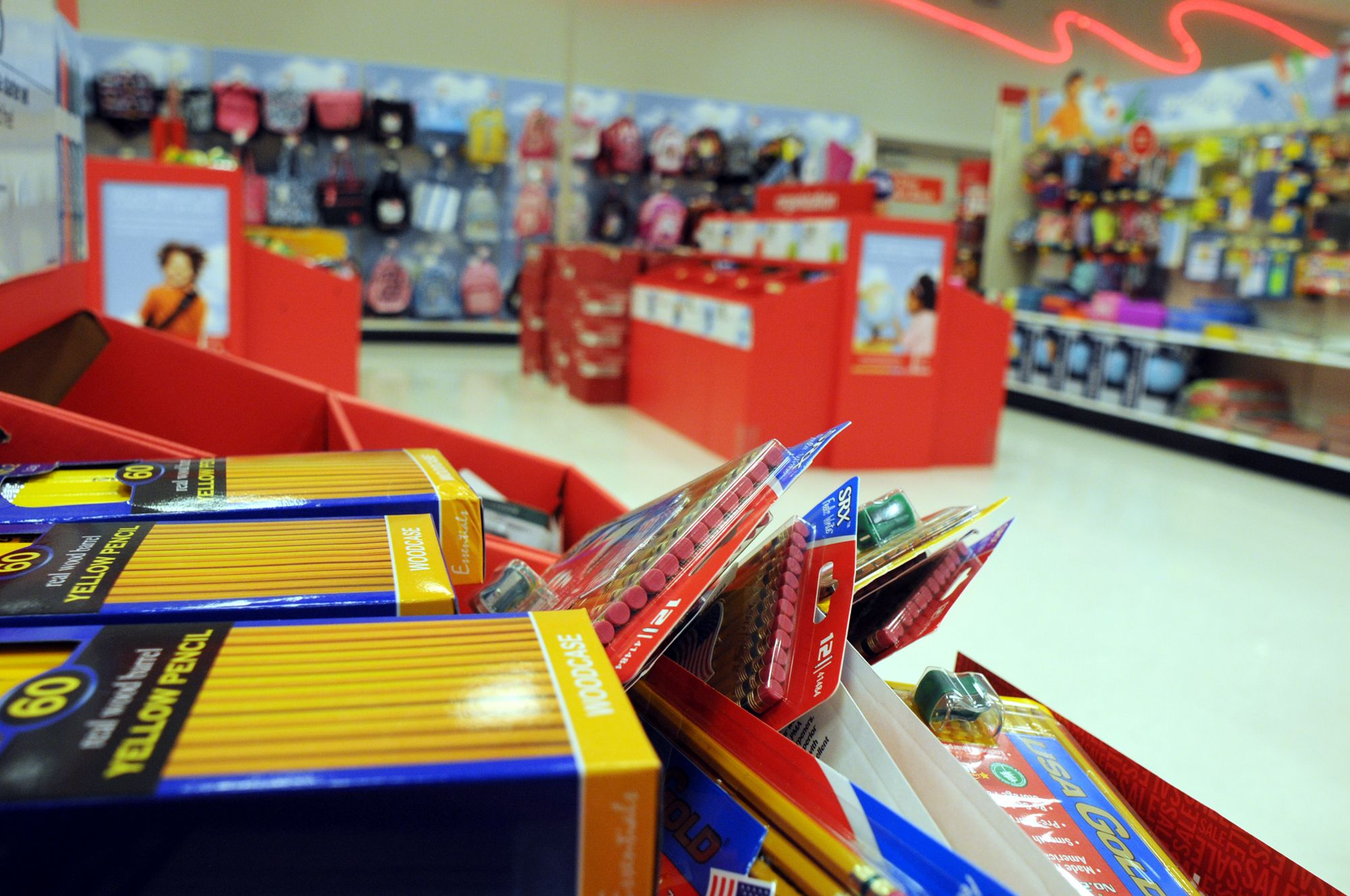Teachers Can Save 15 Percent On School Supplies At Target This Week