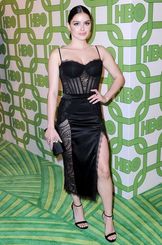 Ariel Winter at HBO golden globes after party january 2019