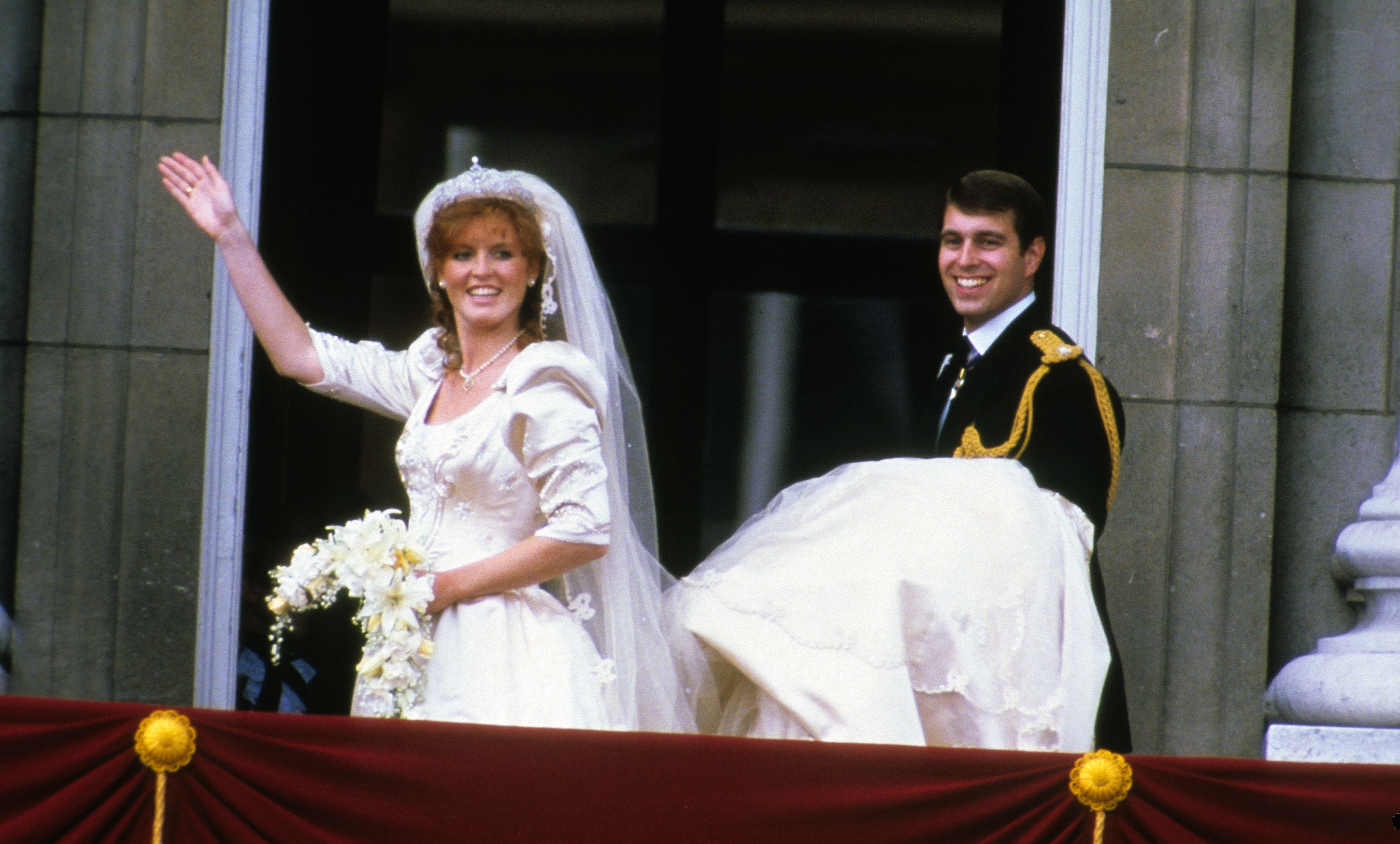 Prince Andrew Sarah Ferguson Relationship Timeline Are Fergie