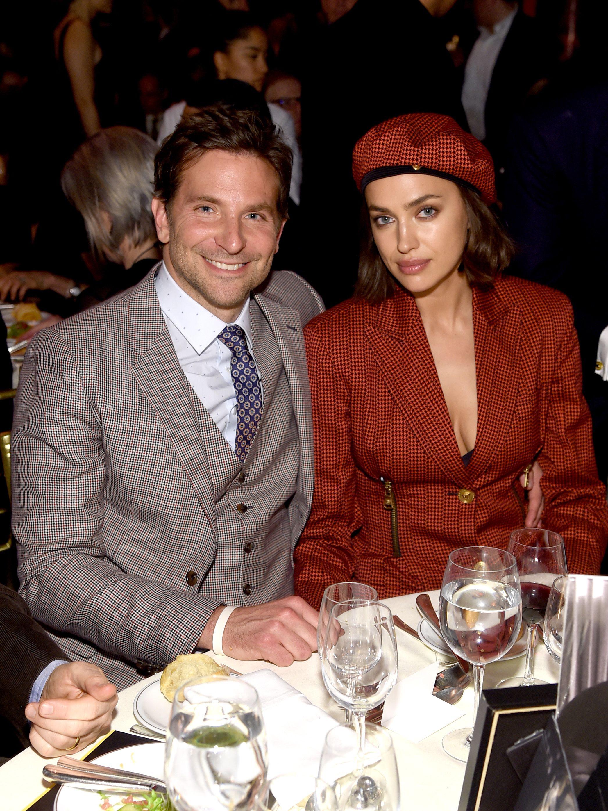 Som är Bradley Cooper dating i 2016