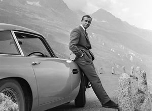 Sean Connery DB5