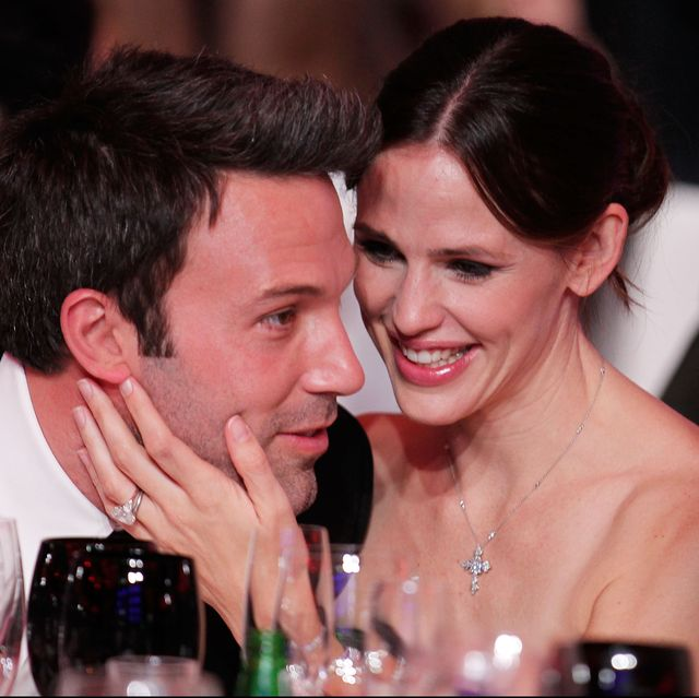 los angeles, ca   january 14  actor ben affleck and actress jennifer garner pose during the 16th annual critics choice movie awards at the hollywood palladium on january 14, 2011 in los angeles, california  photo by christopher polkgetty images for vh1