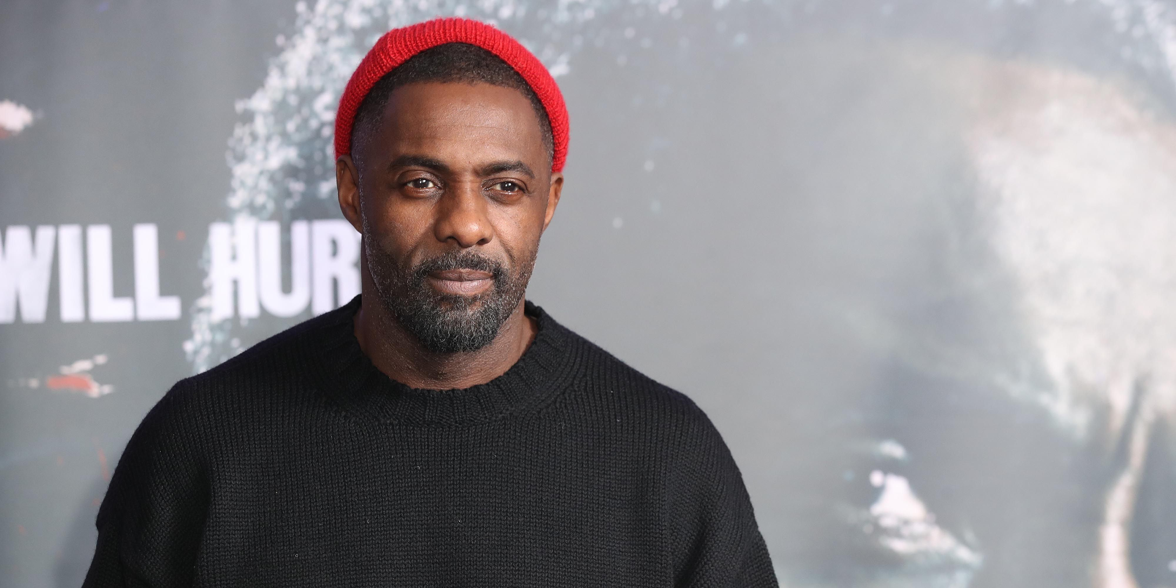 Yes, Idris Elba: This Is How You Do Logomania