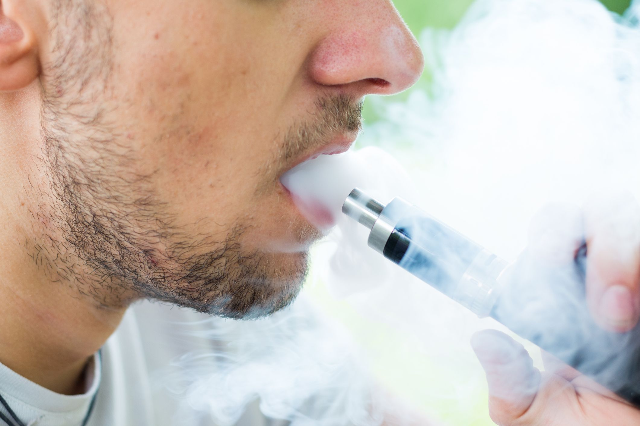 Teens Are Vaping So Much That Schools Want to Test For Nicotine