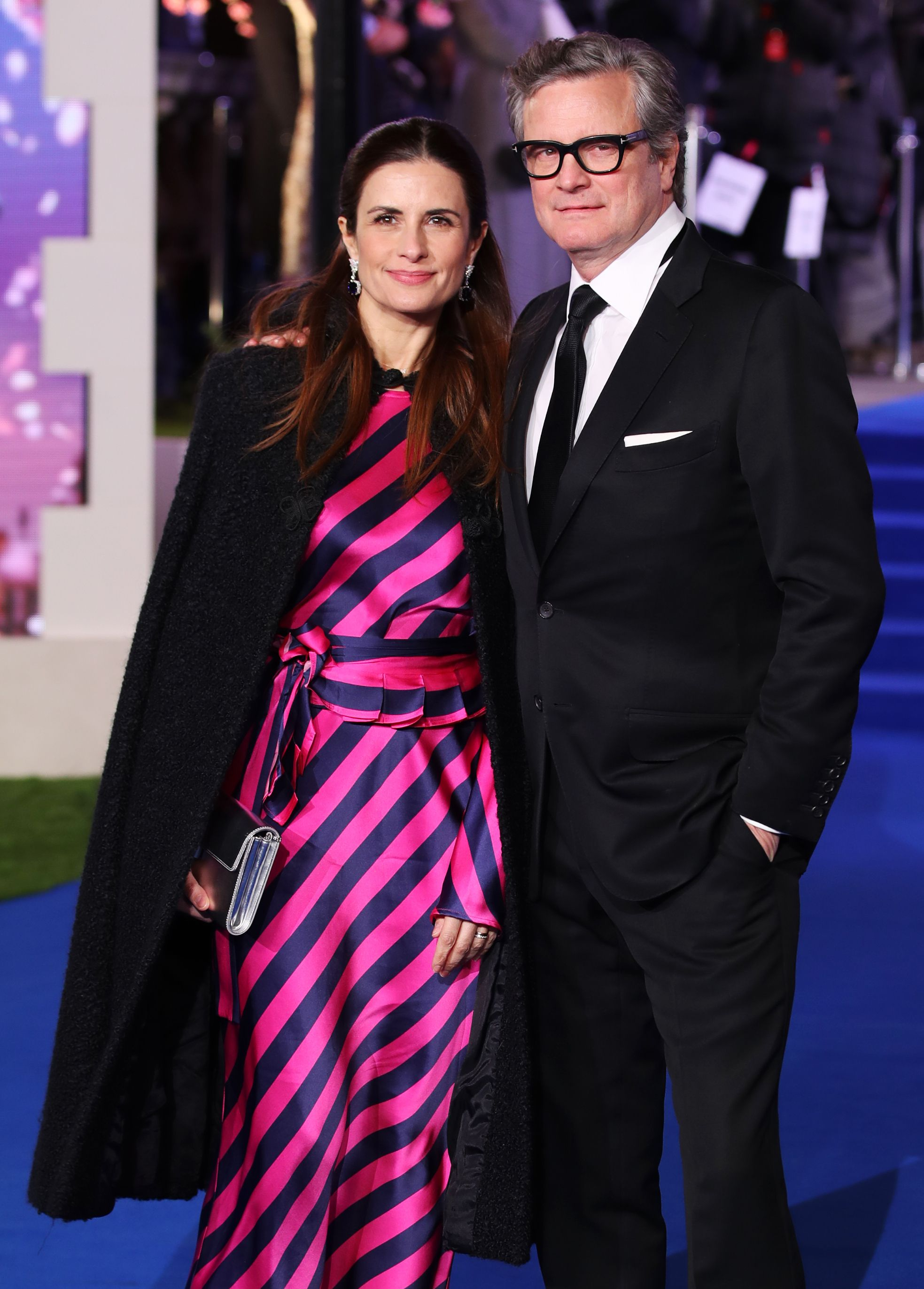 Colin Firth and Livia Giuggioli Split a Year After She Admits to Affair With Her Alleged Stalker