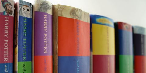 Do you own any of these Harry Potter items worth a small fortune?