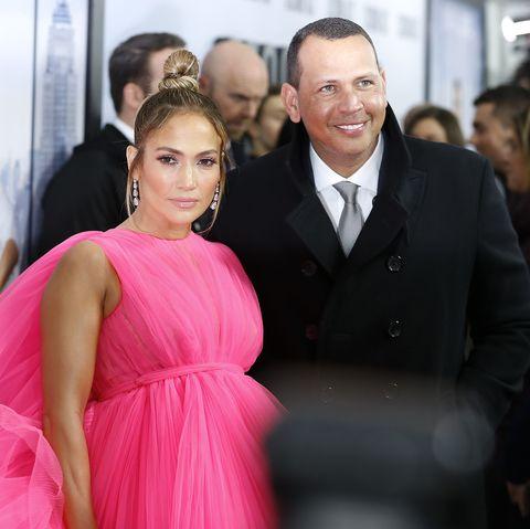 red, pink, fashion, event, premiere, dress, suit, shoulder, haute couture, formal wear,
