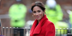 Zwangere Meghan Markle in Liverpool