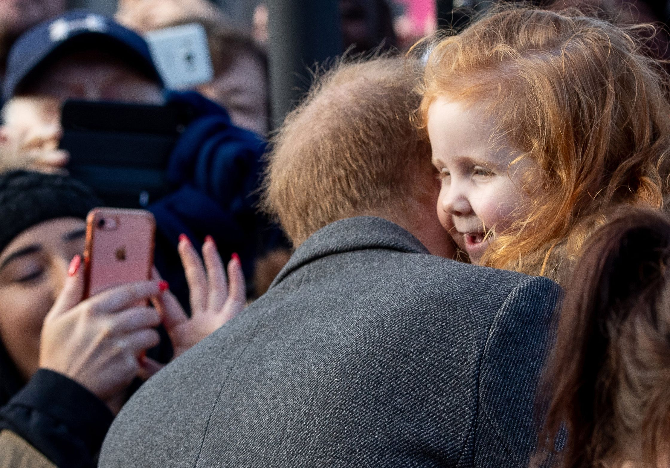prince harry with gingers