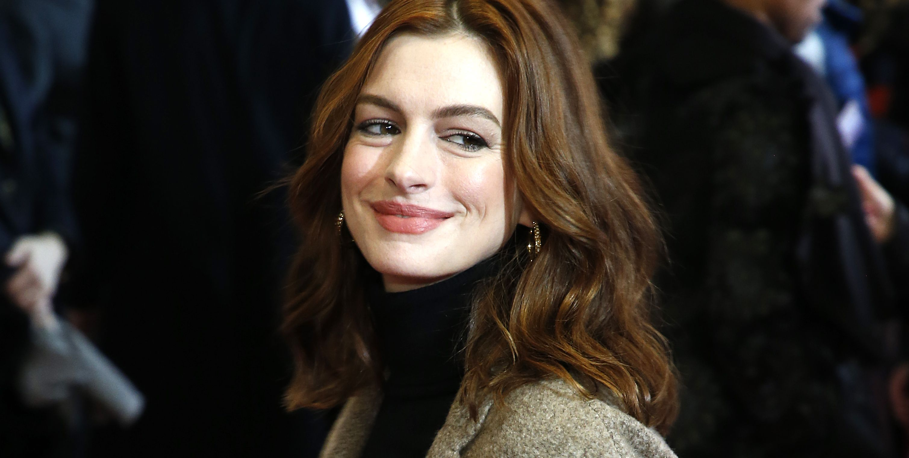 This Is Why Anne Hathaway Has Given Up Alcohol